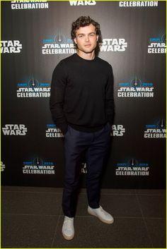 Alden Ehrenreich Officially Introduced as Young Han Solo!: