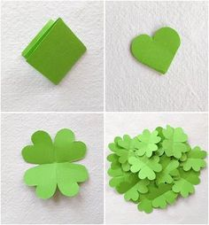 DIY Box für Geldgeschenke - Easy Crafts for All Diy Silvester, Silvester Party, Holiday Crafts, Fun Crafts, Diy And Crafts, Fete Saint Patrick, St Patrick, Diy For Kids, Paper Crafting