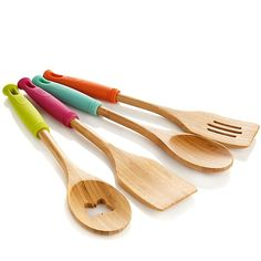 Simplemente Delicioso Sonora 4-piece Bamboo Tool Set