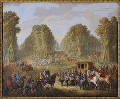 Louis XVI's hunts