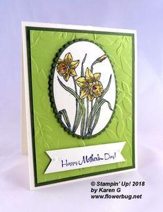 You're Inspiring card ideas