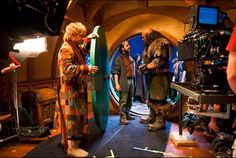 The Making Of The Hobbit – 32 Pics
