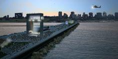 Galería - Parque Marítimo Escollera Norte / Mastaglio Zoppi Arquitectos - 20