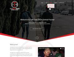 "Check out new work on my @Behance portfolio: ""Test Orlando - Website design"" http://be.net/gallery/55509547/Test-Orlando-Website-design"
