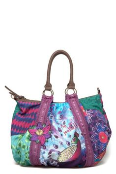 Ha! I'm  picky about purses, yet i love this funky one!