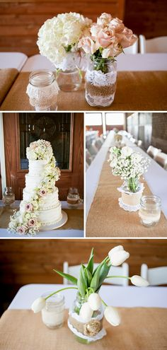 Rustic and Romantic Fall Military Wedding in Texas - WeddingWire: The Blog   WeddingWire: The Blog