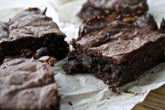 Klassisk brownie {sundere}