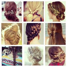 Hair Styles For Ladies... #hair #color #style #hairstyle #haircolor #women #girl #beautiful #colorful #trend #