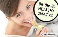 Portable Snacking Tips and Ideas via @SparkPeople