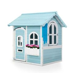 Kids Wooden Cubby House Outdoor Playhouse Pretend Play Set Childrens Toy  Only AUD$377.30!   Home sweet home. And for your kids, it definitely is with our Keezi Wooden Cubby House. Built from sturdy Fir wood, this cottage playhouse is a great way for kids to learn about practical life and social skills. Besides all the fun of house pretend play, kids can also use it as their own little cubby place to develop friendships or work on creative projects. Everything about the playhouse is made ch