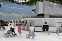 The Evolution of Chanel's Ready-To-Wear Runway Shows
