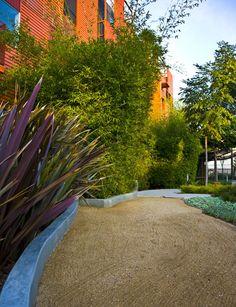 Formosa Pocket Park | West Hollywood USA | Katherine Spitz Associates http://www.ksa-la.com/