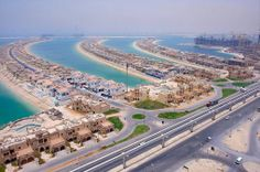 Dubai Palm Island Bungalows | Fantastic Traveling