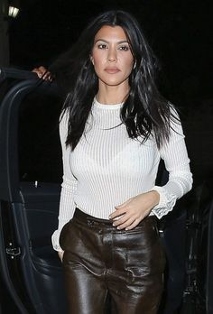 Kourtney Kardashian 12/05/17