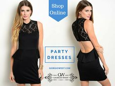 Evangelina Party #Dresses - #PartyDresses for Women, If looking drop dead amazing is your thing, you're probably going to need this #Fashion dress.