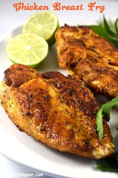 chicken breast fry mexican style