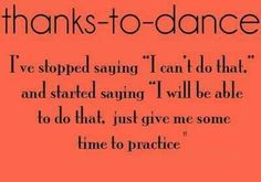 Something my Rangerettes should keep in mind.