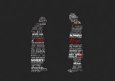 bundyphilia:   Words spoken by Eric Harris and... - KLEBOLD QUEEN