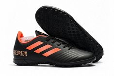reputable site 632d3 23f35 2018 FIFA World Cup Russia Mens Adidas Predator Tango 18 3 TF Soccer Shoes  Core Black White Solar Red   Best Quality Jordans Shoes   Pinterest   Adidas  ...