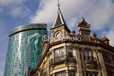 Old and New, Birmingham, UK