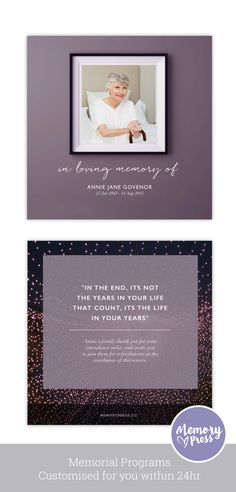 Funeral Cards Sad Days Funeral card messages Funeral cards and