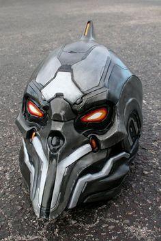 Motorcycle helmet..: