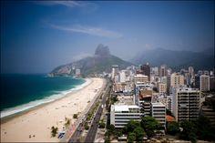 Luscious white #beaches in #Rio