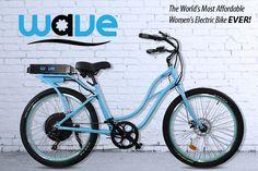 Lady Wave Electric Bike Giveaway