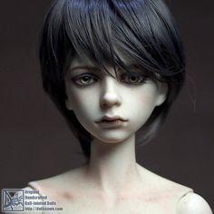 13-18yrs Boy :: 13-18yrs Boy Head :: Yujin Head - DollsTown, original handcrafted Ball Jointed Dolls