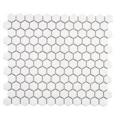 Wall/Floor Tile RETRO HEX by EliteTile