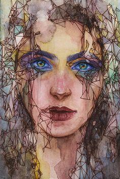 Antonio Mora, Paintings, Artwork, Work Of Art, Painting, Draw, Portrait, Resim, Drawings