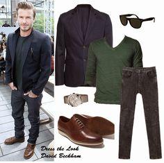 Amigas do Closet: Dress the Look #8 (hoje é no masculino)