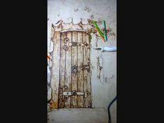 Tajemné dveře-The mysterious door