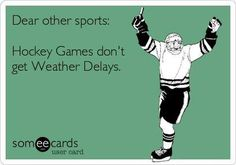 No Delays, Just Hockey!
