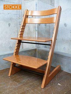 Modern Chairs 【STOKKE】ストッケトリップトラップベビーチェア展示北欧 インテリア 雑貨 家具 ¥5000yen 〆05月16日