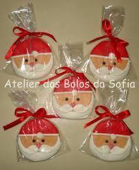 bolachas decoradas natal - Pesquisa do Google