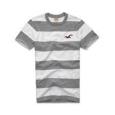 Hollister men's tee - shirt - casual- I got this for Ryan except it was a Henley.