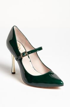 Now this is an emerald pump.