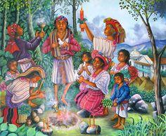 Mario Gonzalez Chavajay indigenous Maya Indian Guatemala