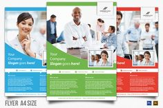 Multipurpose Business Flyer by dkcreative on Creative Market