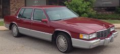 www.m37auction.com: 1993 Cadillac Sedan DeVille