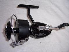 The best fishing reel ever made. Can be found at almost any garage sale. Is completely rebuildable. I've caught everything from sunfish to striper on my 300. A wicked tough reel.