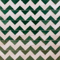 Mosaic House is a New York tile company specializing in Moroccan mosaic zellij or zellige, cement, bathroom, floor and kitchen tile. Mosaic House carries a range of tiles for home and business. Zig Zag Pattern, Green Pattern, Brick Bbq, Outdoor Sinks, House Tiles, Color Tile, Mosaic Patterns, Wet And Dry, Mosaic Tiles