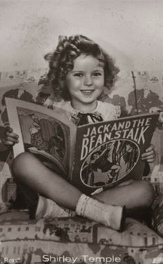 Big Hair and Books: A Look Back Shirley Temple