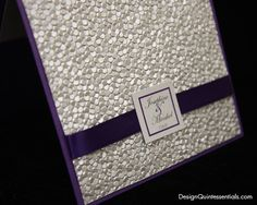 Jessica's wedding invitations