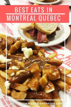 Best Eats in Montreal Quebec, Foodie Adventures in Montreal Quebec, Best Foods in Montreal Quebec, Brunch Options in Montreal Quebec
