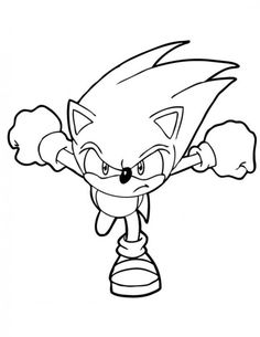 colering sheets sonic coloring pages 02 quick mom tricks