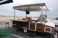 Pop up truck camper ideas tent trailers 15 ideas for 2019 Pop Up Truck Campers, Truck Camping, Rv Campers, Camper Trailers, Tailgate Trailers, Camping Signs, Camping Stuff, Happy Campers, Pop Up Trailer