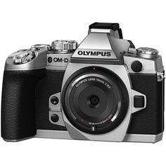 【カメラのキタムラ】ミラーレス一眼オリンパス OM-D E-M1 ボディ シルバーのご紹介です。全国1000店舗のカメラ専門店カメラのキタムラのショッピングサイト。デジカメ・ビデオカメラの通販なら豊富な在庫でスピード配送、価格はもちろん長期保証も充実のカメラのキタムラへお任せください。