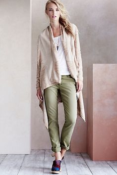 Pilcro Hyphen Chinos #anthropologie